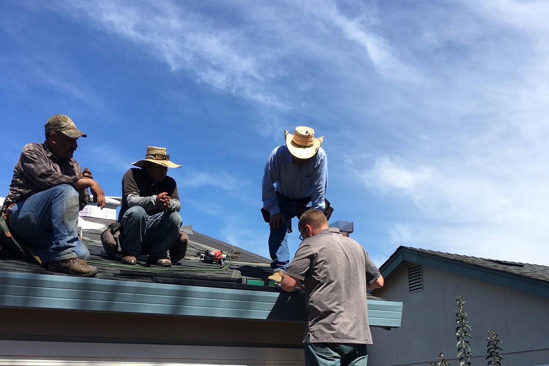 Ridgeline Roofing Co Services Ridgeline Roofing